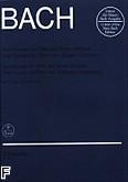 Okładka: Bach Johann Sebastian, Sonaty fletowe BWV 1034,1035,1030,1032 (flet, wiolonczela, fortepian)