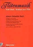 Okładka: Bach Johann Sebastian, Suita h-moll na flet i orkiestrę smyczkową, BWV 1067