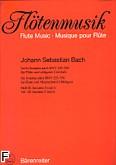 Ok�adka: Bach Johann Sebastian, Sze�� sonat na flet i b.c., BWV 525-530, z. 3