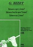 Okładka: Bizet Georges, Habanera z opery