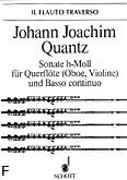 Okładka: Stamic Karel, Sonata h-moll