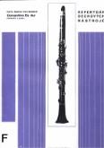 Okładka: Weber Carl Maria von, Concertino Es-dur op. 26 na klarnet i orkiestrę