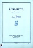 Ok�adka: Bitsch Marcel, Rondoletto