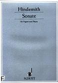 Ok�adka: Hindemith Paul, Sonata (1938)