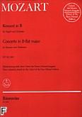 Okładka: Mozart Wolfgang Amadeusz, Koncert B-dur KV 191 op. 96 nr 1 na fagot i orkiestrę