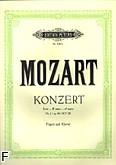 Ok�adka: Mozart Wolfgang Amadeusz, Koncert B-dur KV 191 op. 96 nr 1 na fagot i orkiestr�