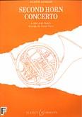 Ok�adka: Strauss Ryszard, Koncert Es-dur op. 11 na r�g i orkiestr�