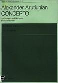 Okładka: Arutiunian Alexander, Concerto na trąbkę i orkiestrę