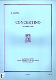Ok�adka: Bozza Eugene, Concertino