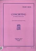 Ok�adka: Spisak Micha�, Concertino na puzon i fortepian