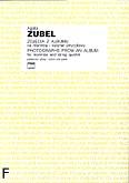 Okładka: Zubel Agata, Zdjęcia z albumu na marimbę i kwartet smyczkowy
