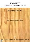 Okładka: Respondek Karol (ed), Kwintety na instrumenty dęte (partytura+głosy)