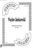 Ok�adka: Janiszewski Wac�aw, Spe�niony Bo�e