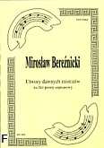 Ok�adka: Bere�nicki Miros�aw, Utwory dawnych mistrz�w