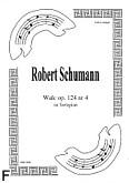 Okładka: Schumann Robert, Walc op. 124 nr 4