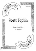 Ok�adka: Joplin Scott, Rose Leaf Rag