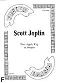 Ok�adka: Joplin Scott, Pine Apple Rag