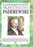 Okładka: Paderewski Ignacy Jan, Najpiękniejszy Paderewski