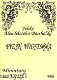 Okładka: Mendelssohn-Bartholdy Feliks, Pieśń wiosenna