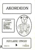 Ok�adka: Wi�niewski Stanis�aw, Akordeon (z serii Bia�y Mi�)  3