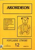 Ok�adka: Wi�niewski Stanis�aw, Akordeon (z serii Bia�y Mi�) 12