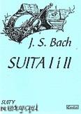 Okładka: Bach Johann Sebastian, Suita I i II