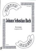 Okładka: Bach Johann Sebastian, Inwencja na puzon solo