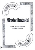 Okładka: Bereźnicki Mirosław, Good morning blues