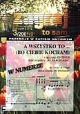 Okładka: , Zagraj to sam 2001/03