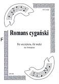 Okładka: Romans cygański, Ile szczęścia, ile męki