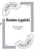 Okładka: Romans cygański, Nie powiem Ci