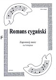 Okładka: Romans cygański, Zapomnij mnie