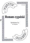 Okładka: Romans cygański, Spotkałem Cię