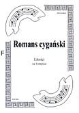 Ok�adka: Romans cyga�ski, Lito�ci
