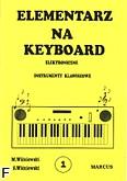 Ok�adka: Wi�niewski Marek, Wi�niewski Stanis�aw, Elementarz na keyboard z.1