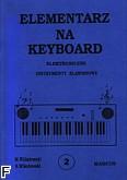Ok�adka: Wi�niewski Marek, Wi�niewski Stanis�aw, Elementarz na keyboard z.2