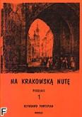 Okładka: Wiśniewski Stanisław, Na krakowską nutę z.1