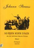 Okładka: Strauss Johann, Nad pięknym modrym Dunajem op.314