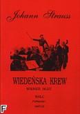 Ok�adka: Strauss Johann, Wiede�ska krew