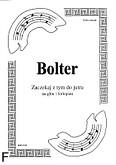 Ok�adka: Bolter, Zaczekaj z tym do jutra