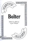 Okładka: Bolter, Gdzie ty, gdzie ja