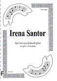 Okładka: Santor Irena, Już nie ma dzikich plaż
