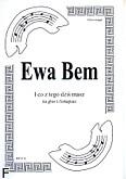 Ok�adka: Chr�st W., Ewa Bem - I co z tego dzi� masz