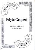 Ok�adka: Korcz W�odzimierz, Edyta Geppert  - Jaka r�a, taki cier�