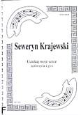 Ok�adka: Krajewski Seweryn, Uciekaj moje serce