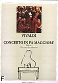 Ok�adka: Vivaldi Antonio, Concerto In F Major, F.VII, No. 12