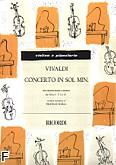 Okładka: Vivaldi Antonio, Concerto In G Minor F I  nr 52