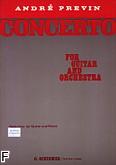 Okładka: Previn André, Concerto