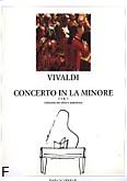 Okładka: Vivaldi Antonio, Concerto In A Minor, F. VII, No. 5 per oboe, archi e cembalo