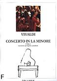 Ok�adka: Vivaldi Antonio, Koncert a-moll, F.VIII, nr 2